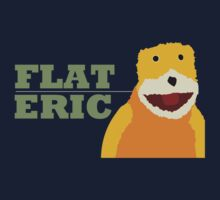 Flat Eric  Kids Tee