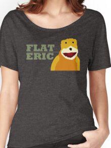 Flat Eric  Women's Relaxed Fit T-Shirt