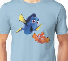 Finding Nemo - With Dory Unisex T-Shirt