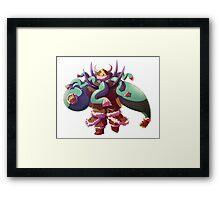 Viking Emperor  Framed Print