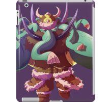 Viking Emperor  iPad Case/Skin