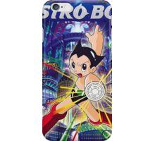 Astro boy iPhone Case/Skin