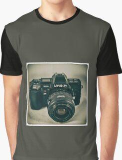 Minolta 7000 Graphic T-Shirt