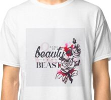 The tale of a beauty and her beast. Classic T-Shirt