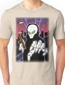 Alien Bounty Hunter Unisex T-Shirt