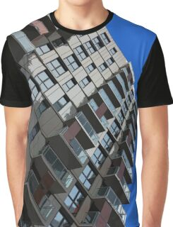 Modern city living Graphic T-Shirt