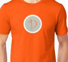 D Simple Unisex T-Shirt