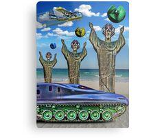 Selling Travel Metal Print
