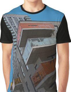 A cubist neighbourhood? Graphic T-Shirt