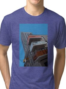 A cubist neighbourhood? Tri-blend T-Shirt
