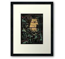 Noir1936 Framed Print