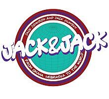 Jack and Jack Photographic Print