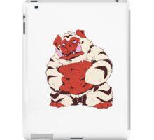 Tiger Bear iPad Case/Skin