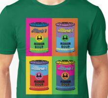 Mario Campbell Mushroom Soup Unisex T-Shirt