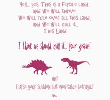 curse your sudden but inevitable betrayal, firefly, fuchsia Kids Tee