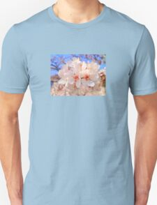 Fresh blossoms Unisex T-Shirt