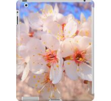 Fresh blossoms iPad Case/Skin