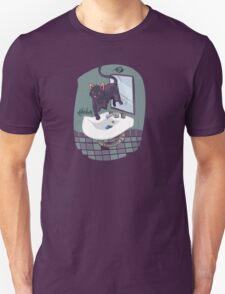 Hover Cat Khoshekh Unisex T-Shirt