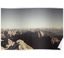 German mountain europe color photo Poster