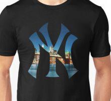 New York Bridge Unisex T-Shirt