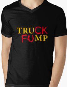 The Original Truck Fump Mens V-Neck T-Shirt