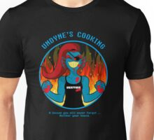 Undyne's Cooking Unisex T-Shirt