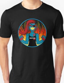 Undyne's Cooking T-Shirt