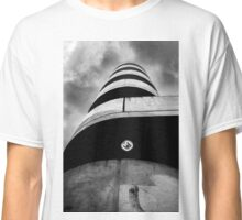 a white tower Classic T-Shirt