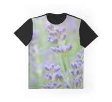 Lavender in Soft Focus Graphic T-Shirt