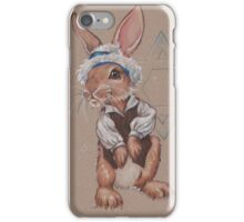 Hanukkah Harry the Rabbit iPhone Case/Skin