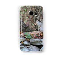 ON THE STONE WALL Samsung Galaxy Case/Skin