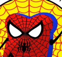 THE AMAZING SPIDER-BREAD *White Outline* by Notorious Gaming (I Am Bread) Sticker