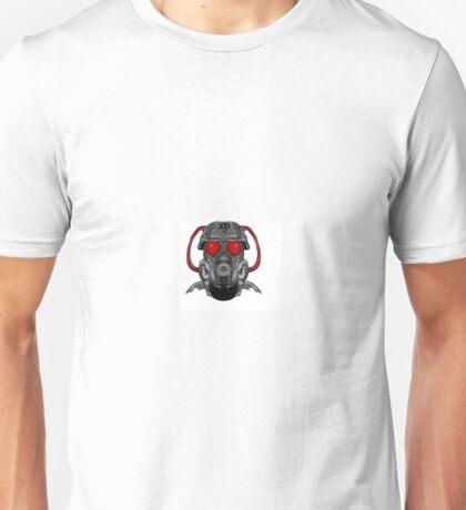 Evil Tube Helmet Unisex T-Shirt