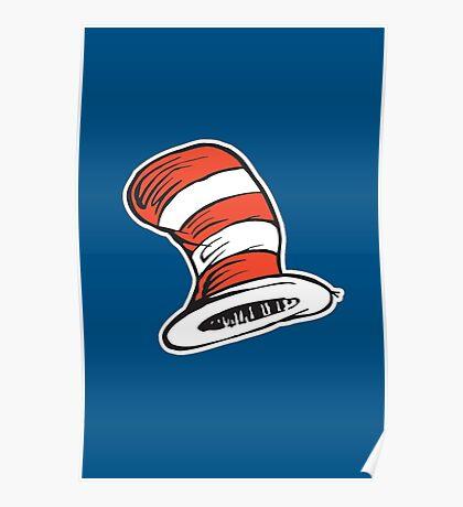 Read Across America Day - Dr Seuss Design Poster