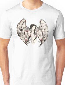fallen angel original artwork Unisex T-Shirt