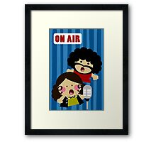 On Air Framed Print