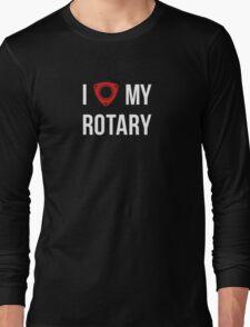 I love my Rotary Long Sleeve T-Shirt