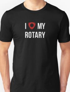 I love my Rotary Unisex T-Shirt