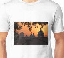 Roman sunset Unisex T-Shirt