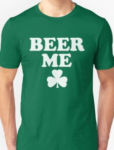 Saint Patrick's Day Beer Me T-Shirt