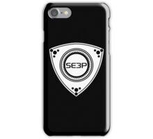 SE3P Rotary design iPhone Case/Skin