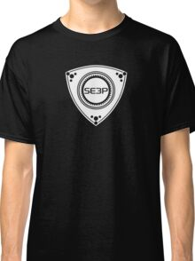 SE3P Rotary design Classic T-Shirt