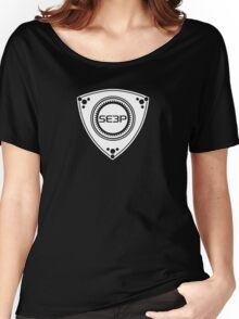 SE3P Rotary design Women's Relaxed Fit T-Shirt