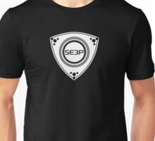 SE3P Rotary design Unisex T-Shirt