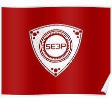 SE3P Rotary design Poster