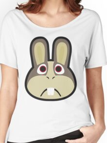 PEPPY HARE ANIMAL CROSSING Women's Relaxed Fit T-Shirt