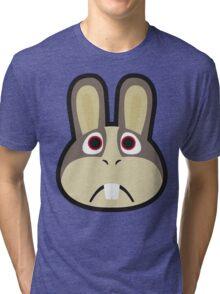 PEPPY HARE ANIMAL CROSSING Tri-blend T-Shirt