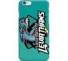 Liege leviathans quidditch - logo iPhone Case/Skin