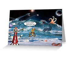 ~ Surf's Up! ~ Greeting Card
