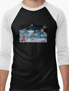 ~ Surf's Up! ~ Men's Baseball ¾ T-Shirt